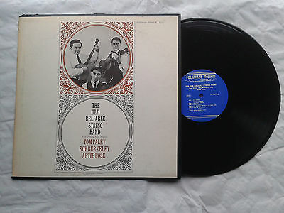 33 T Des The Old Reliable String Band