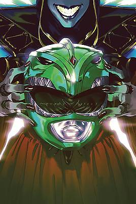 Mighty Morphin Power Rangers #0 Second Print Near Mint 2Nd Print