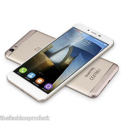 "4G Cellulare Android 6.0 OctaCore 5.5"" OUKITEL Smartphone 4GB RAM+32GB Dual SIM"