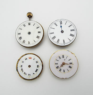 Antique Watch Movements  For Repair