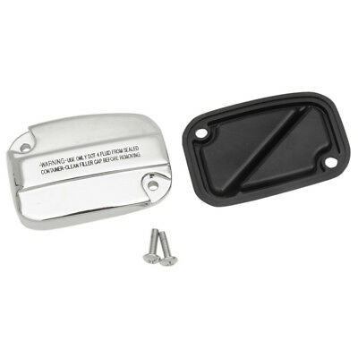 Chrome Front Clutch Master Cylinder Cover for 2014-2016 Harley-Davidson Touring