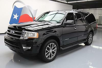 2016 Ford Expedition  2016 FORD EXPEDITION XLT ECOBOOST NAV REAR CAM 20'S 22K #F26799 Texas Direct
