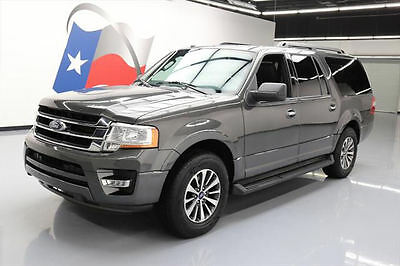 2016 Ford Expedition  2016 FORD EXPEDITION ECOBOOST 8-PASS LEATHER NAV 48K MI #F11120 Texas Direct