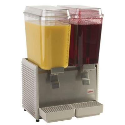 Crathco - D25-4 - Refrigerated Beverage Dispenser Drink Bubbler