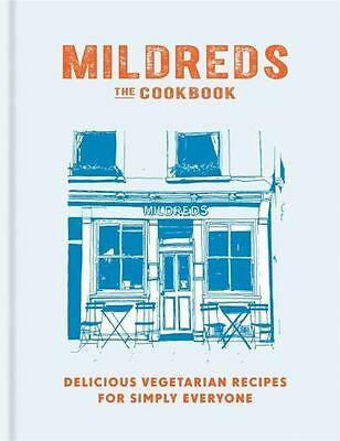 NEW - Mildreds: The Vegetarian Cookbook by Mildred's
