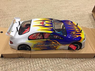 Red Cat Racing Lightning epx pro 1/10 brushless R/C Car