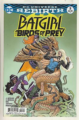 Batgirl and the Birds of Prey (2016) 3 NM Cover A