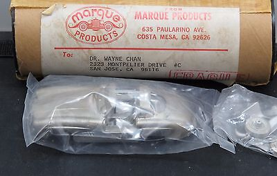 Marque Products 1/43 Mercedes 300 SL Gullwing unbuilt white metal kit