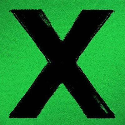 ED SHEERAN X  feat. Sing & Thinking Out Loud CD NEW