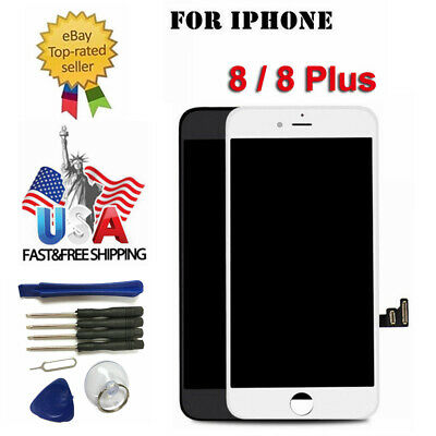 For iPhone 6 | 6 Plus LCD Lens Display Touch Screen Digitizer Replacement Repair
