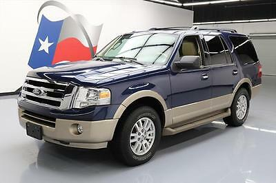 2013 Ford Expedition  2013 FORD EXPEDITION XLT 8-PASS LEATHER SUNROOF NAV 42K #F11815 Texas Direct