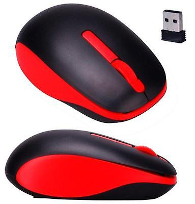 2.4 GHz 3D 2000DPI USB Wireless Optical Gaming Mouse Mice To Laptop/Desktop/PC R