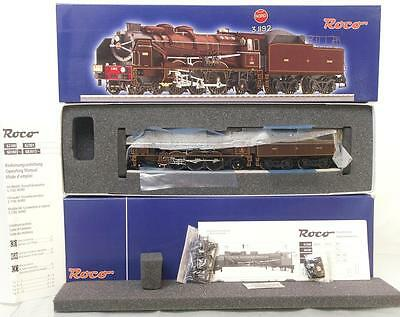 Roco 62300 Ho - French Sncf 4-6-2 Pacific Class 3.1192 Locomotive Nord - Dcc Rdy