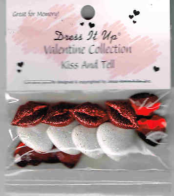 Dress It Up ***VALENTINE COLLECTION - KISS AND TELL***