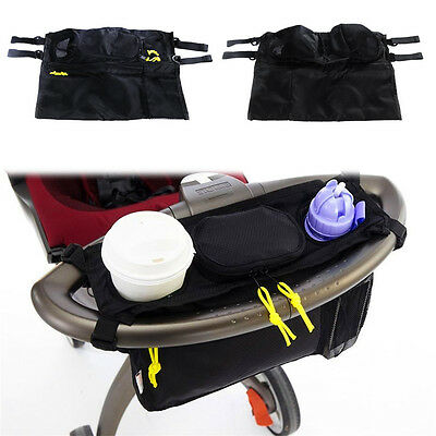Universal Baby Changing Pram Buggy Stroller Organiser Travel Storage Bag Pouch