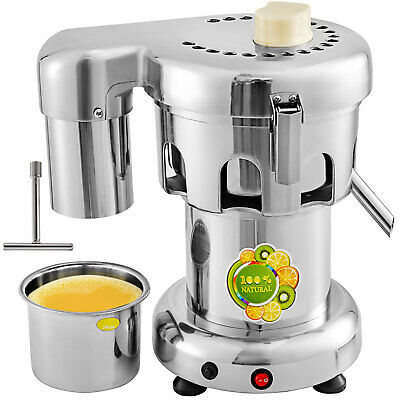 Commercial Juice Extractor Machine Stainless Steel Juicer - Heavy Duty WF-A3000