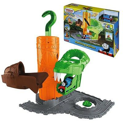 Thomas ei suoi Amici - Thomas Set di Divertimenti Take-n-Play - Mattel Thomas an