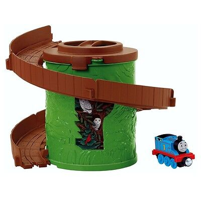 Thomas ei suoi Amici - Set Rotaie Spiral Tower & Thomas Take-n-Play - Mattel Tho