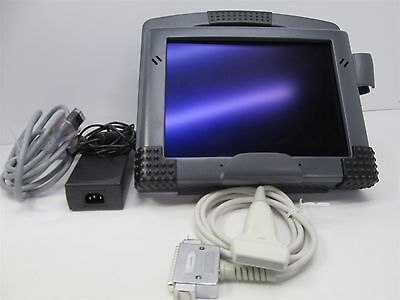 Escalon VU65000 VascuView Portable Vascular Ultrasound Pulsed Doppler System