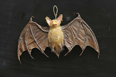 "VAMPIRE BAT 15"" Hanging Wall Ornament Halloween Decor New Creepy Fun"