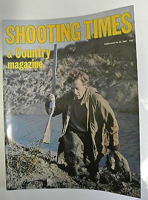 Shooting Times & Country Magazine. February 19-25, 1981.