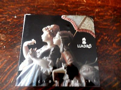 Vintage Color Catalog of Lladro Statuary and More - 1990