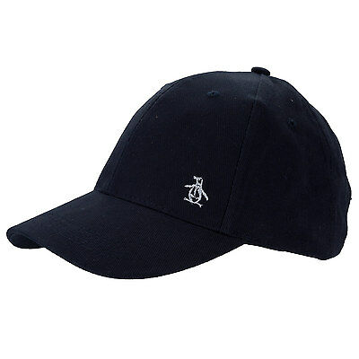 Original Penguin Boys Logo Cap in Navy - One Size From Get The Label