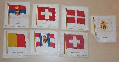 cigarette cards PHILLIPS/BDV  FLAGS 15TH SERIES