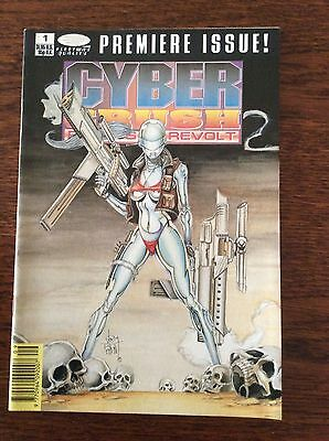 Issue No.1 Cyber Crush Death On The Orient Express