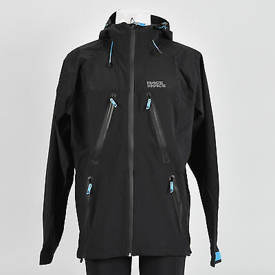 Race Face Agent Softshell Jacket LARGE Hooded Mountain Bike Cycling