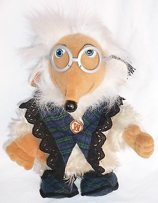 "The Wombles ~ Great Uncle Bulgaria ~ 10"" Soft Toy ~ 1998 Womble"