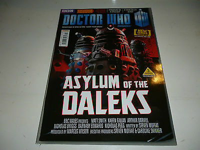 Doctor Who Magazine Issue 451