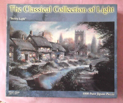 1 Jigsaw - The Classic Collection Of Light - By Bv Leisure - 1000 Pieces - Used