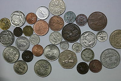 World Coins Useful Lot A55 Zm45