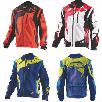 LEATT Jacket GPX 4.5 X-FLOW Dirt Bike Enduro Off Road Motorcycle ALL COLORS