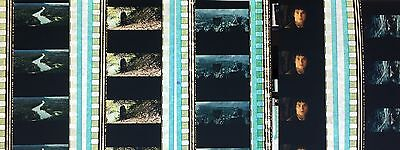 Fellowship of the Ring LOTR - 5 strips of 5 35mm Film Cells