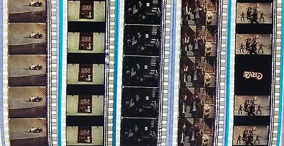 Grease - 5 strips of 5 35mm Film Cells