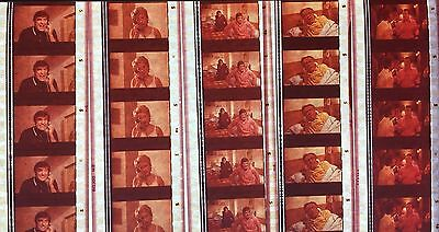 Carry On Abroad - 5 strips of 5 35mm Film Cells