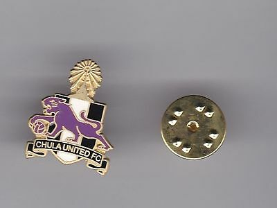 Chula United FC ( Thailand)  - lapel badge butterfly fitting