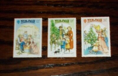 Isle Of Man Mint Stamps Christmas 1987 - Choose Variation