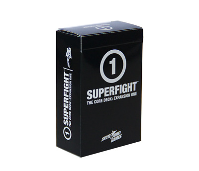 Superfight: The Core Deck Expansion One SKY718