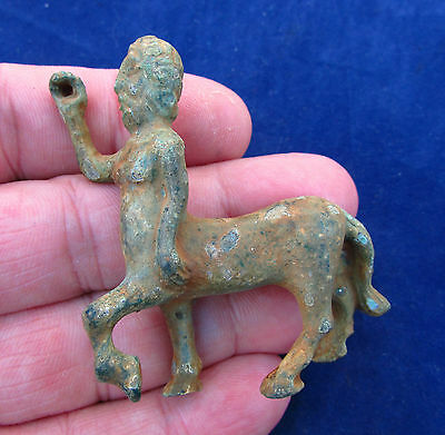 Outstanding Roman Bronze Statuette of CENTAUR  2nd-3rd Century AD  (1987-)