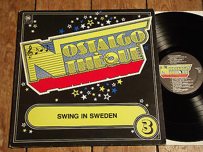 V/a - Swing In Sweden 3 - Nostalgothèque -  Lp
