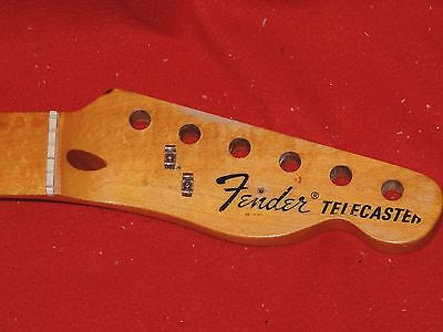 Fender 1979 USA Maple Telecaster Neck