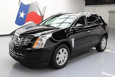 2013 Cadillac SRX Luxury Sport Utility 4-Door 2013 CADILLAC SRX LUX PANO SUNROOF LEATHER REAR CAM 25K #655606 Texas Direct