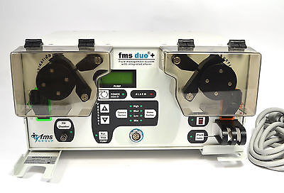 DePuy Synthes FMS Duo+ 4580 Fluid Management System Irrigation Suction