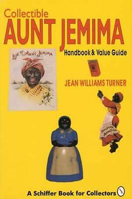 Vintage Aunt Jemima Collector Guide incl Syrup Pitcher, Spice Sets, Advertising