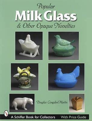Vintage Milk Glass Collector Reference - Hen on Nest / Covered Animal Dishes Etc