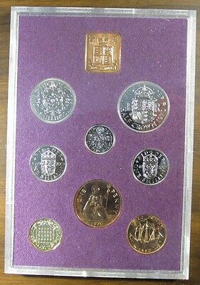 1970 Coinage of Great Britain and Northern Ireland