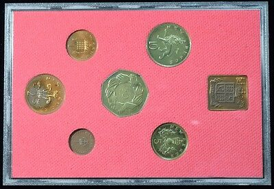 1973 Proof Coinage of Great Britain & Northern Ireland